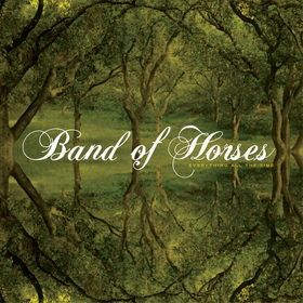 Band of Horses Everything All The Time LP Vinyl Record Indie Bon Iver