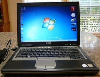 Dell Latitude D620 Laptop Fast Core 2 Duo DVDRW 2GB RAM 160GBHD