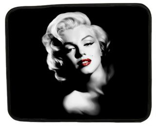 Netbook Laptop Mac 10 Black Sleeve Case Bag Marilyn Monroe Sexy