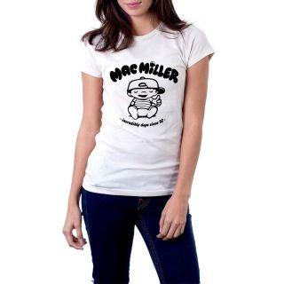 Mac Miller T Shirt Hip Hop Rap Dope Shirts Hoodie Sweatshirt Tee Size