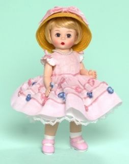 Petticoat Picnic 8 Madame Alexander Doll Limited Edition New
