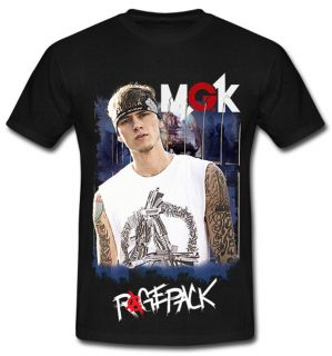 MGK Machine Gun Kelly Rage Pack T Shirt Rap Hip Hop s 2XL