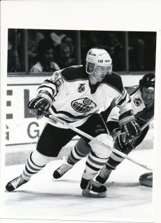 Norm MacIver 1991 92 Edmonton Oilers NHL Sporting News Generation One