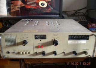 ITT Mackay Marine Shortwave Receiver