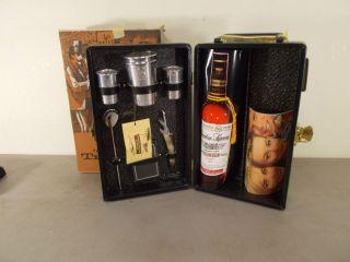 Century Trav L Bar Ever Wear Portable Travel Bar w Box Mad Men Style