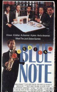 American Blue Note VHS 1992 Peter MacNicol 011575077335