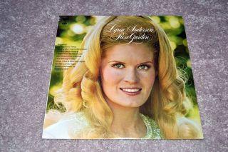 Lynn Anderson Rose Garden LP Vinyl Record Album 1971