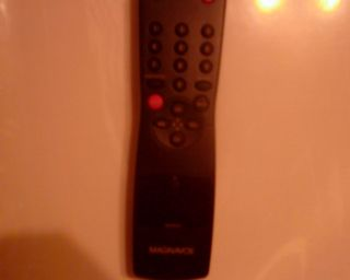 Magnavox TV Remote Control Model N0329UD