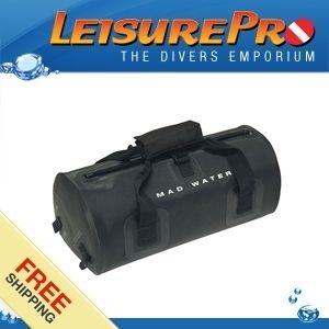Mad Water Waterproof Bike Moto Micro Duffel Bag Black