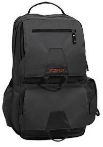 Jansport Maffia Laptop Computer Backpack Book Bag Black