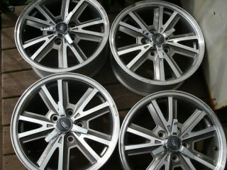 Ford Mustang Mag Wheels Caps 2005 2009 16 x 7