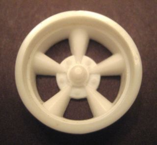 Resin 1 25 1 24 American Torque Thrust Mag Wheels