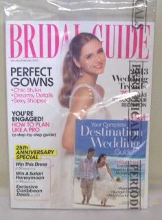 January February 2013 Bridal Guide Wedding Bride Magazine