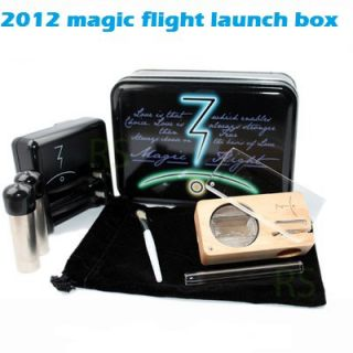 Magic Flight Launch Box   2012 Version with Click Lock Lid   Portable