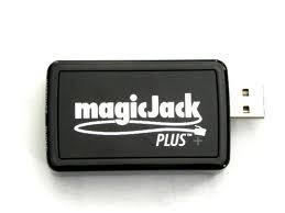 Magic Jack Plus: $30 a Year Phone Service:Works w/o Computer:Bid