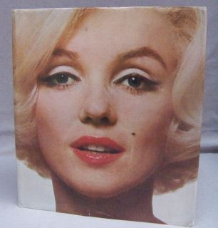 Marilyn A Biography by Norman Mailer 1973 Hardcover Excellent