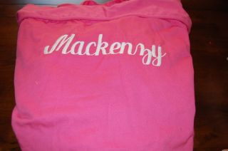 Pottery Barn Kids Anywhere Chair Cover Pink Mackenzy