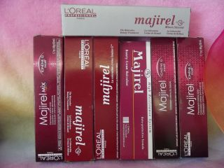 Loreal Majirel Hair Color Levels 5 6 $10 94 Each U Pick World Wide