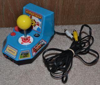 Joystick Jakks Game Key Ready MS Pac Man Pole Position Galaga