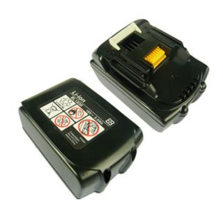 2pcs 18V 3 0Ah Lithium ion Power Tool Battery for Makita BL1830 BL1815