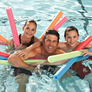 Water Noodles Wacky Foam Swimming Pool Water Sport Floating Fast SHIP