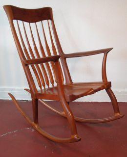 60er jahre rocking chair schaukelstuhl mid century for Schaukelstuhl 60er jahre