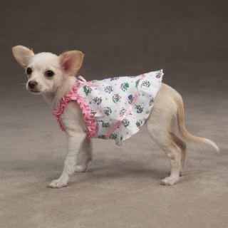 Dog Dress Chihuahua Yorkie Poodle Maltese Shih Tzu Pet Clothing