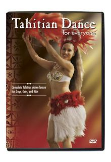 for Everyone Instructional DVD New Male Female Kids Polynesians