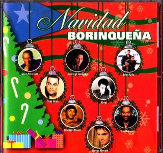 Manny Manuel Navidad Borinquena Puerto Rico 2005 827865304827