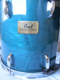 Session Custom Series 14 x 11 Tom Drum All Maple Shell Opti Mount
