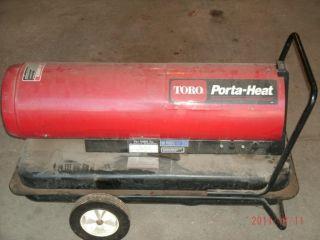 Toro Kerosene Heater 150K BTU