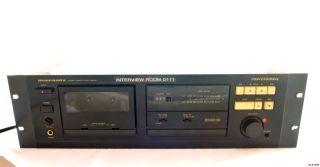 Vintage Marantz PMD501U Professional Stereo Cassette Deck