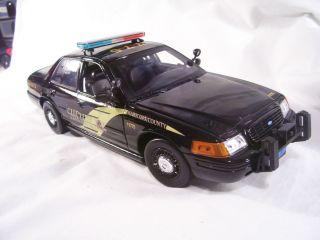 18 Scale Maricopa County Sheriff Interceptor AZ Ford Crown Victoria