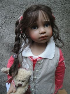 Margot OOAK by Angela Sutter Goes with Annette Himstedt Dolls