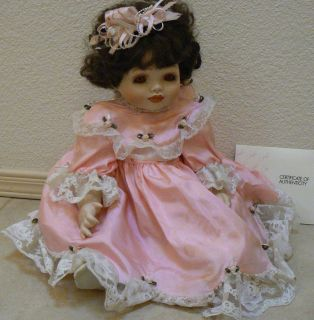Marie Osmond Fine Collectible Doll Baby Marie Toddler (With Box and
