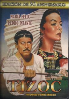 1960 DVD NEW Pedro Infante Maria Felix 50th Anniversary Edition Sealed
