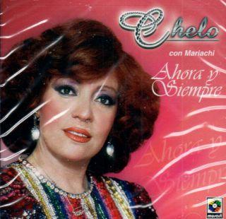 Chelo Con Mariachi Ahora Y Siempre CD
