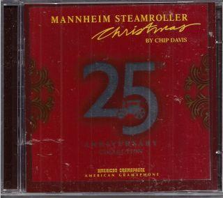MANNHEIM STEAMROLLER ~ 25TH Anniversary ~ CHRISTMAS ~ Chip Davis ~ 2