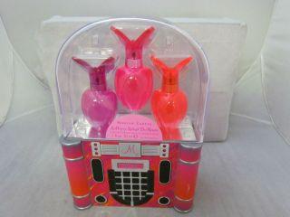 Authentic Mariah Carey Lollipop Splash The Remix Fragrance Set $75