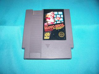 Nintendo Video Game Super Mario Bros Duck Hunt 024634562468