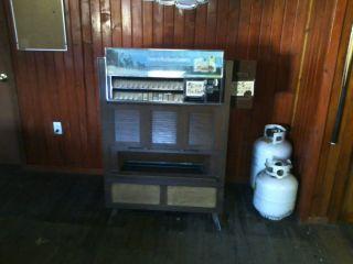 Marlboro Cigarette Vending Machine