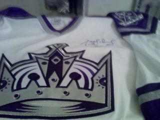 Marcel Dionne Autographed Sweater Jersey Los Angeles Kings