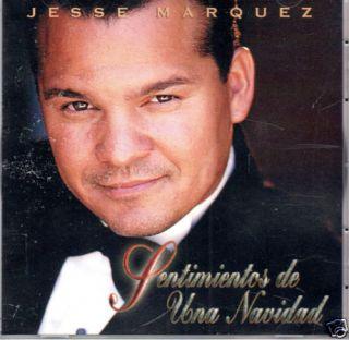 Jesse Marquez Sentimientos de Una Navidad Promotion CD