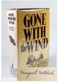 Margaret Mitchell GONE WITH THE WIND Signed First Edition Printing May