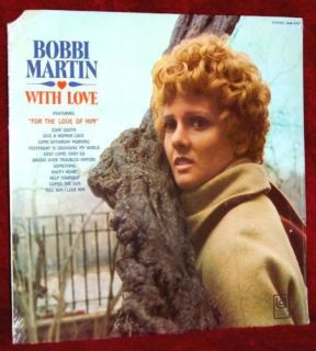 Bobbi Martin with Love w for The Love of Him UA SEALED