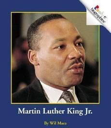 Martin Luther King Jr New by Wil Mara