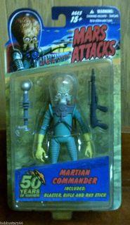 Mars Attacks 6 Action Figure Mezco Toys
