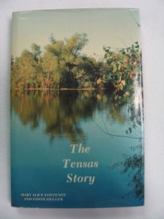 The Tensas Story Mary Alice Fontenot Signed First 1st