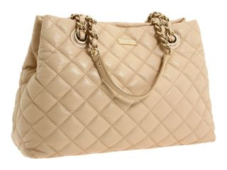NWT Kate Spade Gold Coast Maryanne Quilted Cowhide Pebbled Leather Bag