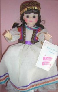 80s Madame Alexander Doll Salome Mary Ann Face